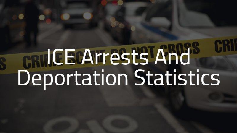 ICE Arrests and Deportation Statistics