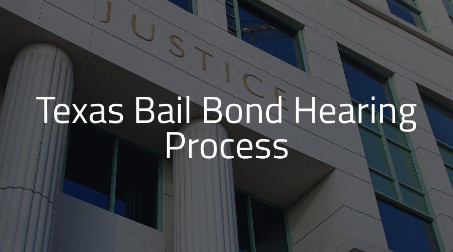 Texas Bail Bonds