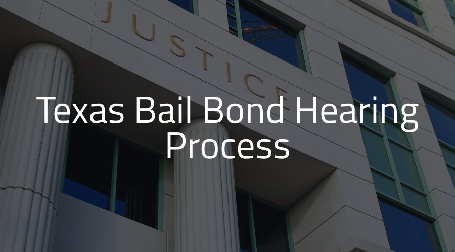 Texas Bail Bonds