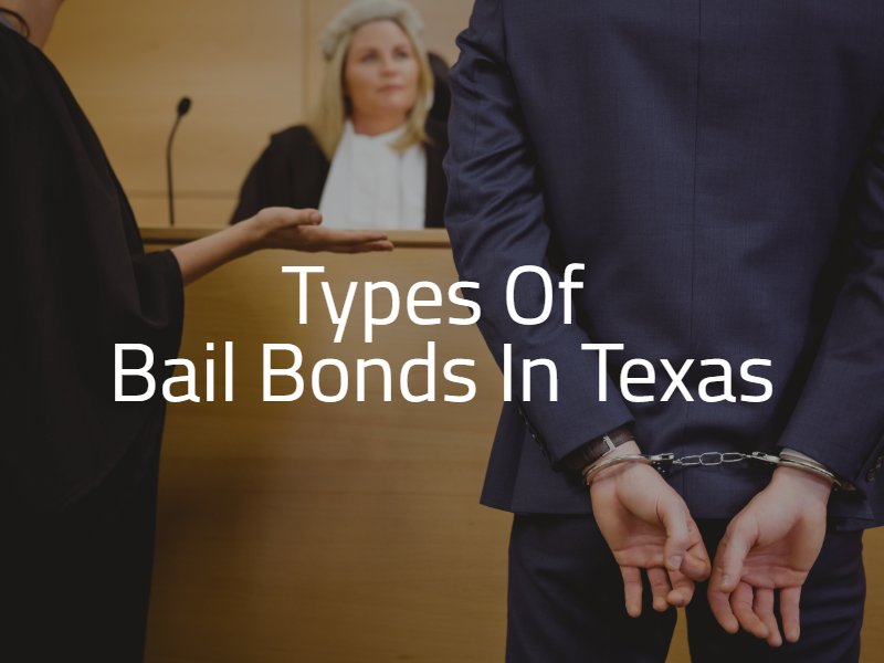 Bail Bonds in Texas
