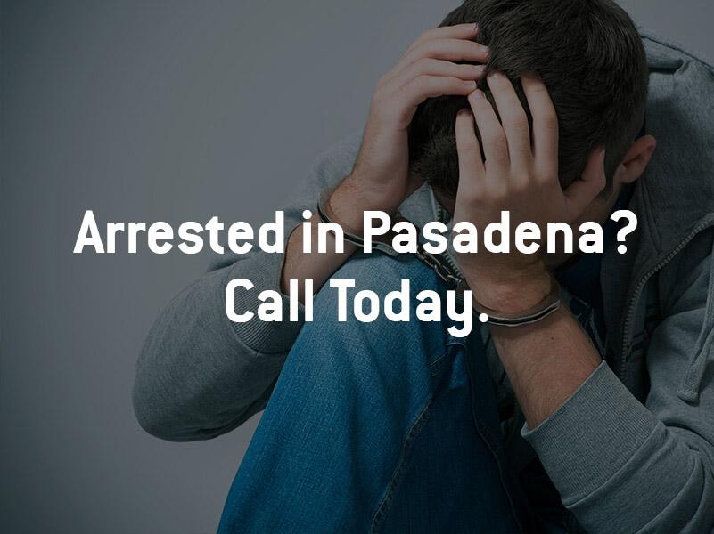 Pasadena Criminal Defense