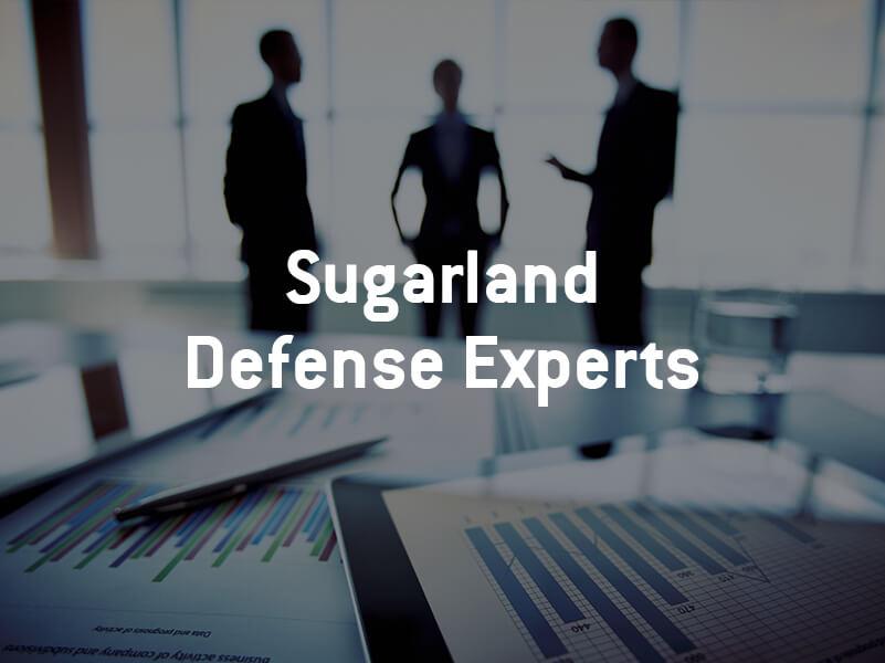 Sugarland defense attorneys
